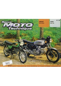 RMT35 ZUNDAPP GTS 50 ET KS 50 (76) HONDA CBX 1000 (78-82)