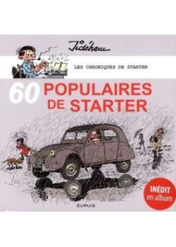 60 POPULAIRES DE STARTER