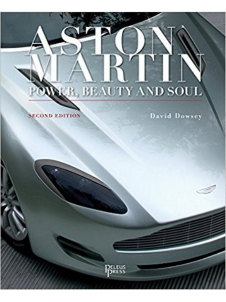 ASTON MARTIN POWER BEAUTY & SOUL 2ND EDITION