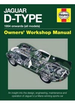 JAGUAR D-TYPE OWNER'S WORKSHOP MANUAL