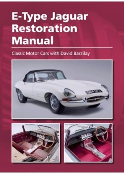 E-TYPE JAGUAR RESTAURATION MANUAL