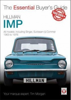 HILLMAN IMP ESSENTIAL BUYER'S GUIDE