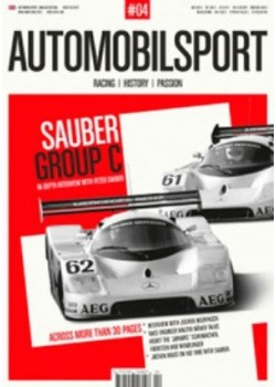 AUTOMOBILSPORT N°4