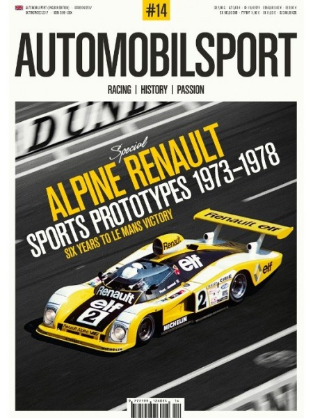 AUTOMOBILSPORT N°14