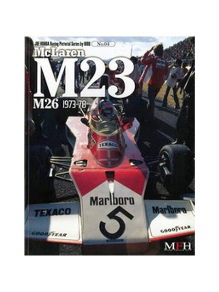 MC LAREN M23 M26 1973-78 / HIRO