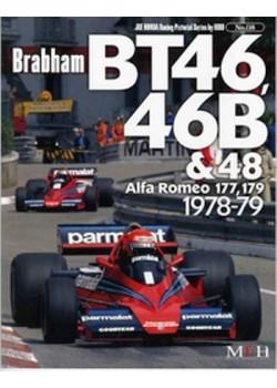 BRABHAM BT46, 46B & 48 - ALFA ROMEO 177, 179 1978-79 / HIRO