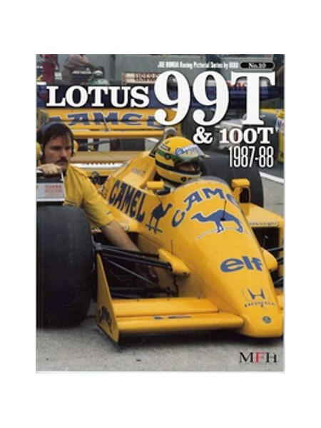 LOTUS 99T & 100T 1987-88 / HIRO