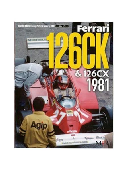 FERRARI 126CK & 126CX 1981