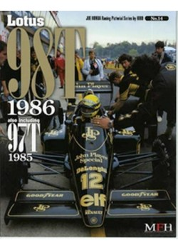 LOTUS 98T 1986 ALSO INCLUDING 95T 1985 / HIRO
