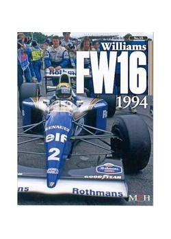 WILLIAMS FW16 1994 / HIRO