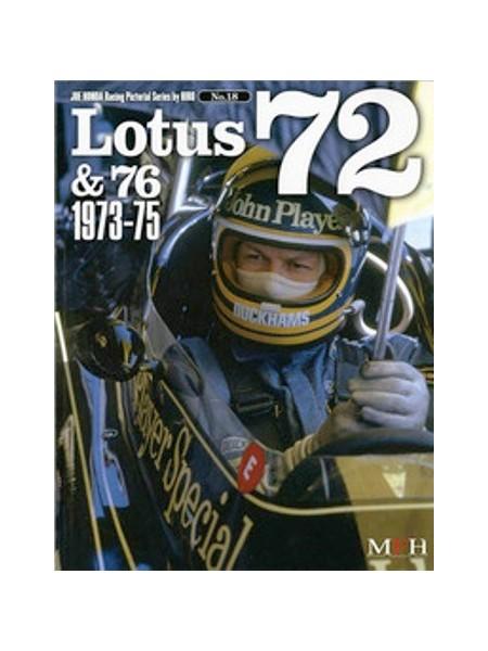 LOTUS 72 & 76 1973-75 / HIRO