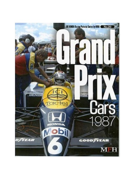 GRAND PRIX CARS 1987 / HIRO