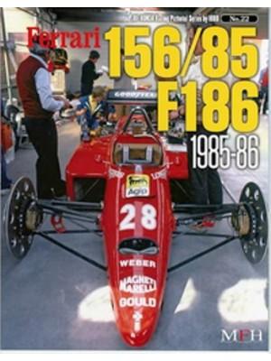 FERRARI 156/85 F186 1985-86 / HIRO
