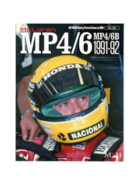 MC LAREN MP4/6 MP4/6B 1991-92 / HIRO