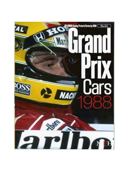 GRAND PRIX CARS 1988 / HIRO
