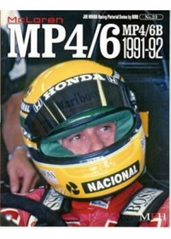 MC LAREN MP4/6 MP4/6B 1991-92 / HIRO