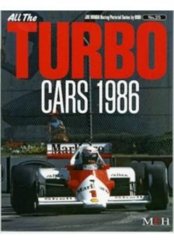 ALL THE TURBO CARS 1986 / HIRO