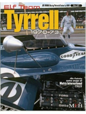 ELF TEAM TYRELL 1970-73 / HIRO