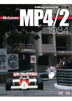MC LAREN MP4/2 1984 / HIRO