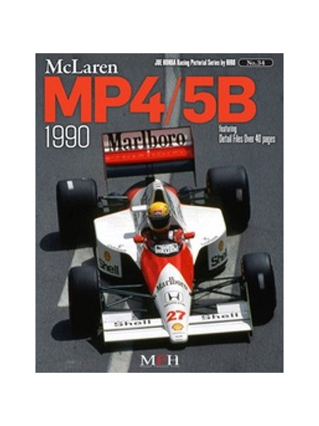 MC LAREN MP4/5B 1990  / HIRO