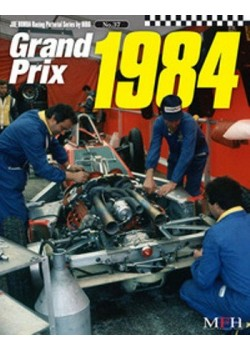 GRAND PRIX CARS 1984 / HIRO