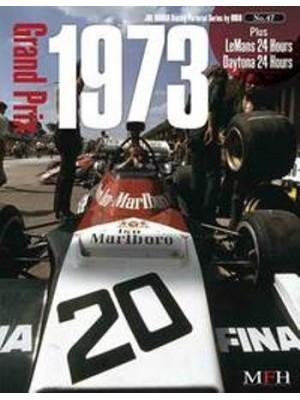 GRAND PRIX 1973 PLUS LE MANS AND DAYTONA 24 HOURS