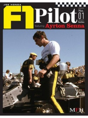 F1 PILOT AYRTON SENNA / HIRO