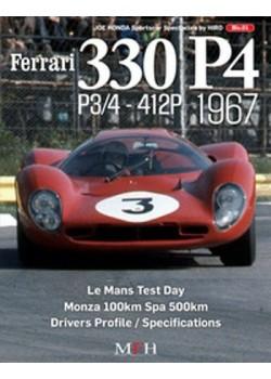 FERRARI 330 P4 -P3/4-412P 1967 PART 1 / HIRO
