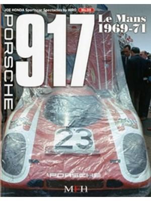 PORSCHE 917 LE MANS 1969-71 / HIRO