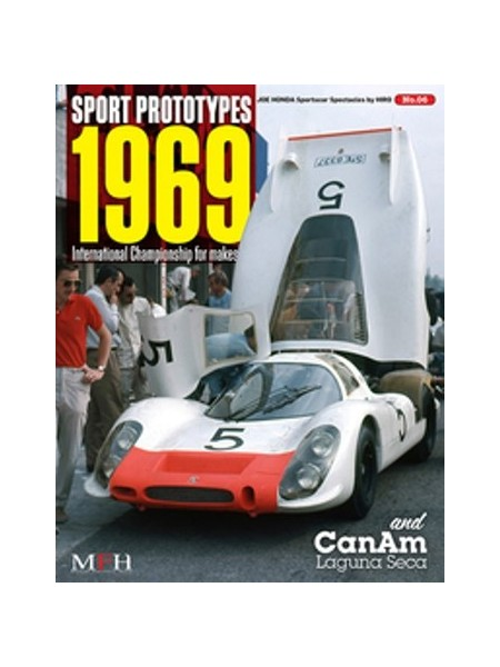 SPORT PROTOTYPE 1969 INTERNATIONAL CHAMPIONSHIP FOR MAKES / HIRO