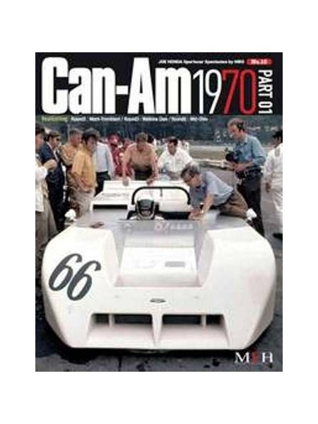CAN-AM 1970 PART-01 / HIRO
