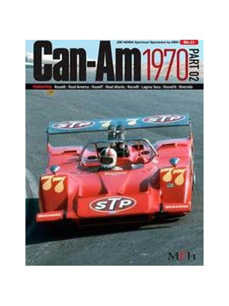 CAN-AM 1970 PART 02 / HIRO
