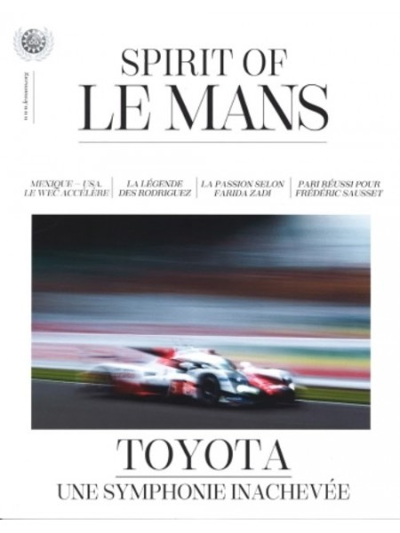 SPIRIT OF LE MANS N° 2