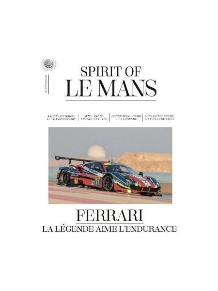 SPIRIT OF LE MANS N°4