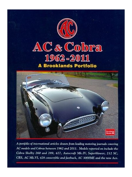 AC & COBRA 1962-2011 - A BROOKLANDS PORTFOLIO