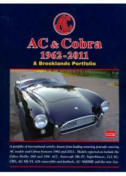AC & COBRA 1962-2011 - A BROOKLANDS PORTFOLIO
