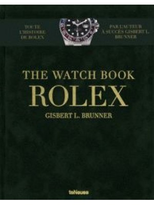 THE WATCH BOOK - ROLEX (EDITION EN FRANCAIS)
