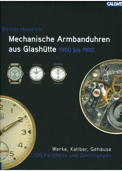 MECHANISCHE ARMBANDUHREN AUS GLAHUTTE