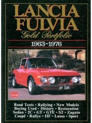 LANCIA FULVIA GOLD PORTFOLIO 1963-76 - Livre