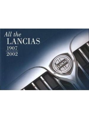 ALL THE LANCIAS 1907-2002