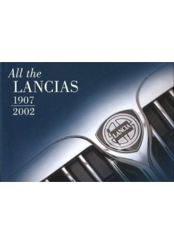 ALL THE LANCIAS 1907-2002