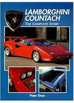 LAMBORGHINI COUNTACH - THE COMPLETE STORY