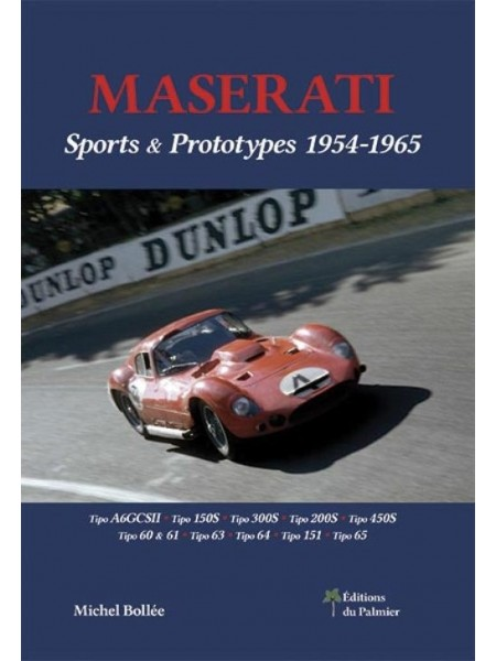 MASERATI SPORTS & PROTOTYPES 1954-1965