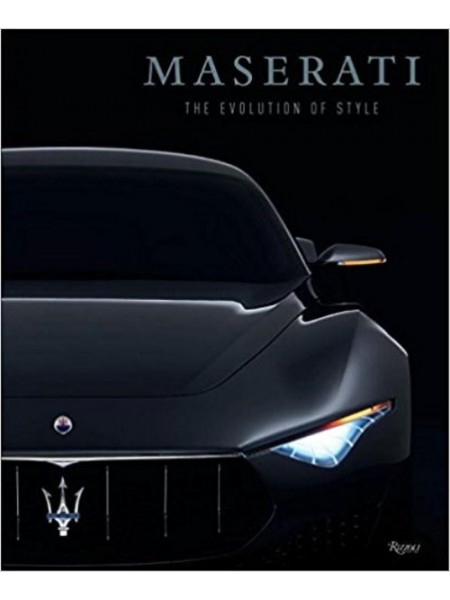 MASERATI THE EVOLUTION OF STYLE