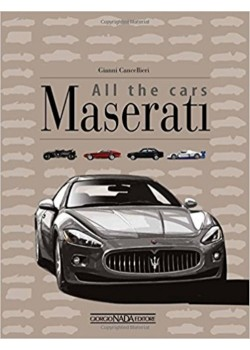 MASERATI ALL THE CARS