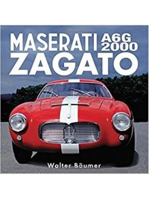MASERATI A6G 2000 ZAGATO - Livre voitures Italiennes