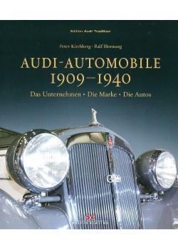 AUDI - AUTOMOBILE 1909-1940