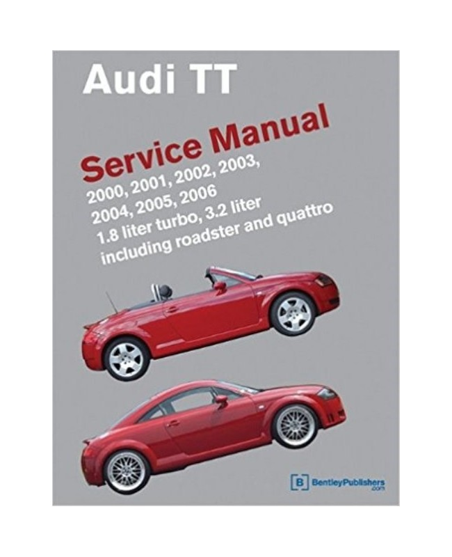 audi tt service manual librairie passion automobile. Black Bedroom Furniture Sets. Home Design Ideas