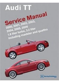 AUDI TT SERVICE MANUAL