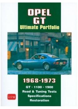 OPEL GT 1968-73 - ULTIMATE PORTFOLIO